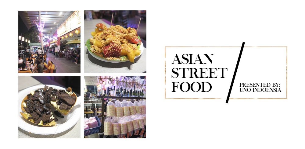 Asian Street Food (21-23 July 2017)