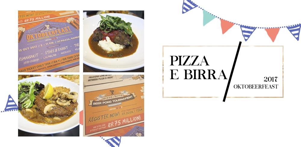 Pizza E Birra – OKTOBEERFEAST 2017