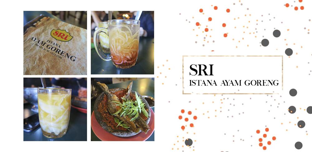 [Surabaya] SRI – Istana Ayam Goreng